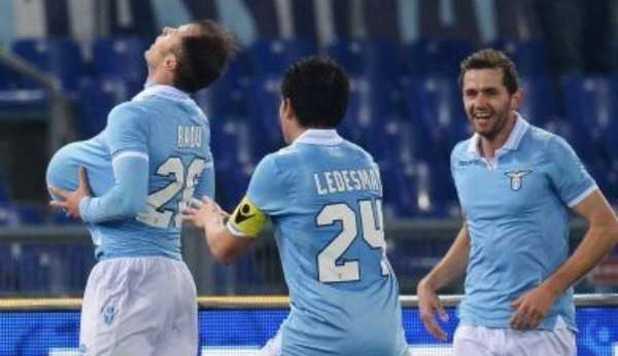 Lazio-Pescara 2-0, biancocelesti riagguantano il terzo posto