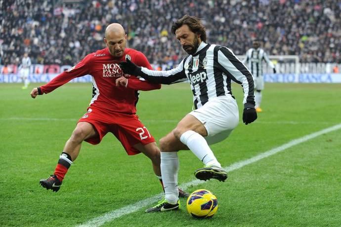 Juventus-Siena 3-0: massimo risultato col minimo sforzo