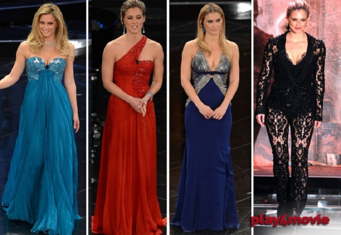 Sanremo 2013: I look della prima serata