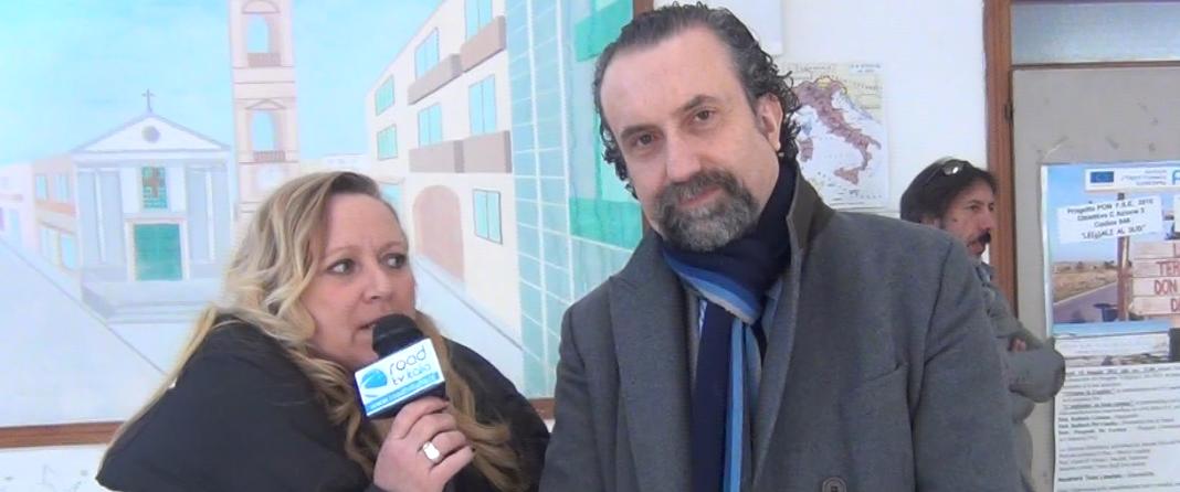 """""""Le 5 giornate di Giugliano"""" - Manifestazione alla scuola Giuseppe Maria Cante"""