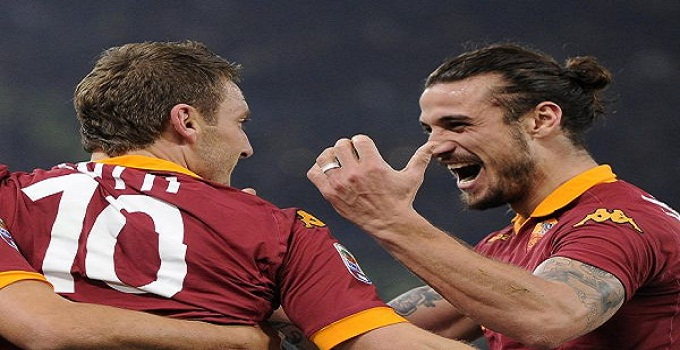 Roma-Juventus 1-0, la capolista soccombe all'Olimpico