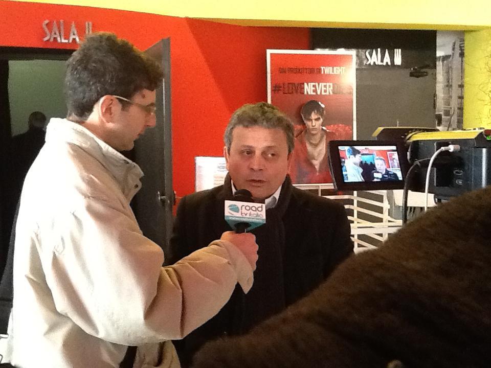 Un giorno con... Sergio D'Angelo di Rivoluzione Civile con Antonio Ingroia