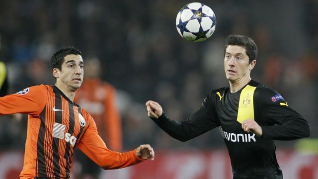 Shakhtar Donetsk - Borussia Dortmund 2-2: nessun vincitore alla Dombass Arena, si gioca tutto in Germania.