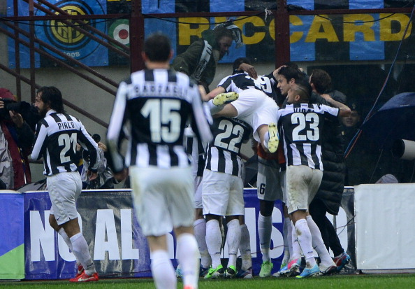 Inter Juventus 1-2, la Vecchia Signora d'autorità espugna San Siro