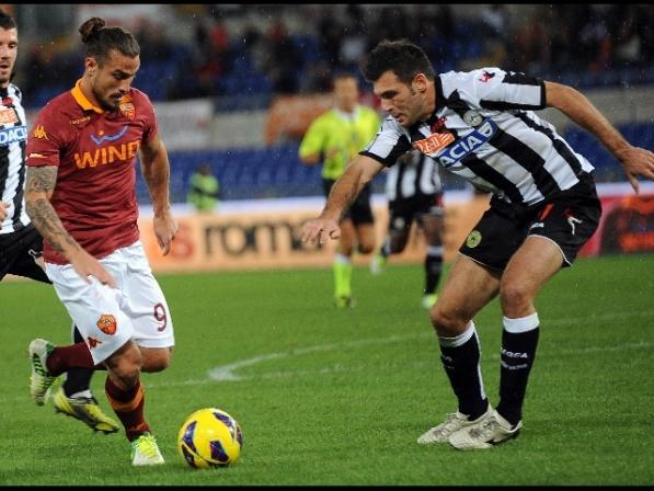 Lamela-Muriel, è 1-1 al Friuli tra Udinese e Roma ...