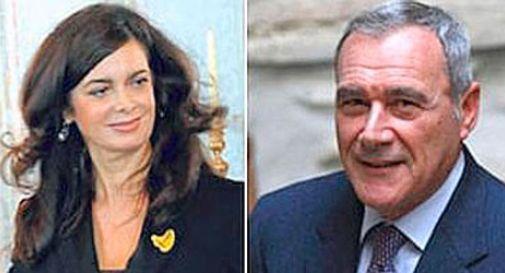 Eletti i presidenti dei rami del Parlamento, Laura Boldrini alla Camera e Piero Grasso al Senato