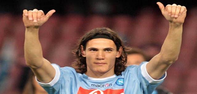 """Calcio, Cavani si presenta in conferenza a Parigi: """"sono qui per vincere la Champions"""""""