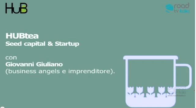 HUBtea3. Seed capital & Startup