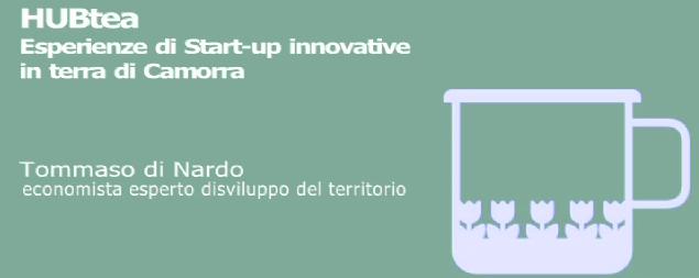 HUBtea1 - Esperienze di Start-up innovative in terra di Camorra