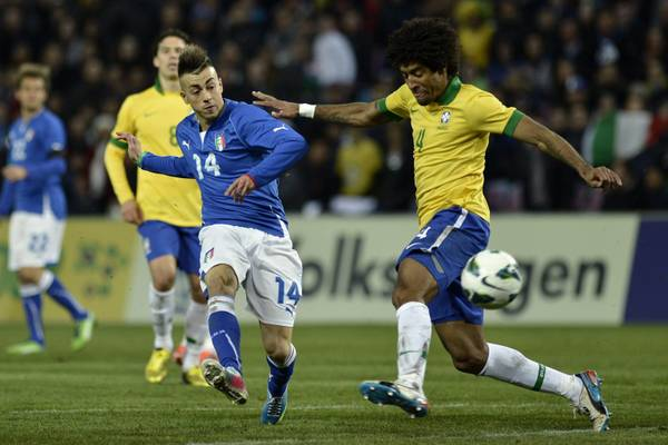 Italia-Brasile 2-2: amichevole di lusso con remuntada azzurra