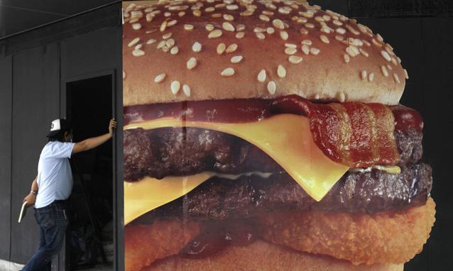 Scioperare da McDonald's