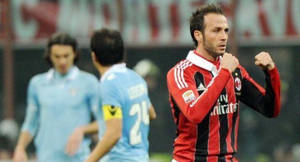 Milan-Lazio 3-0: l'espulsione di Candreva spiana la strada ai rossoneri