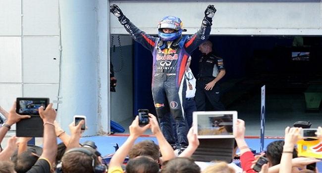 In Malesia doppietta Red Bull