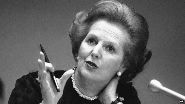 Margaret Thatcher: la Lady dei grandi contrasti!