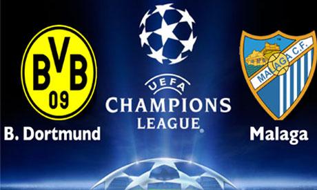 Borussia Dortmund-Malaga 3-2: rimonta tedesca che vale una semifinale