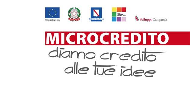 Microcredito FSE organizzato della Regione Campania e di Sviluppo Campania. I primi beneficiari