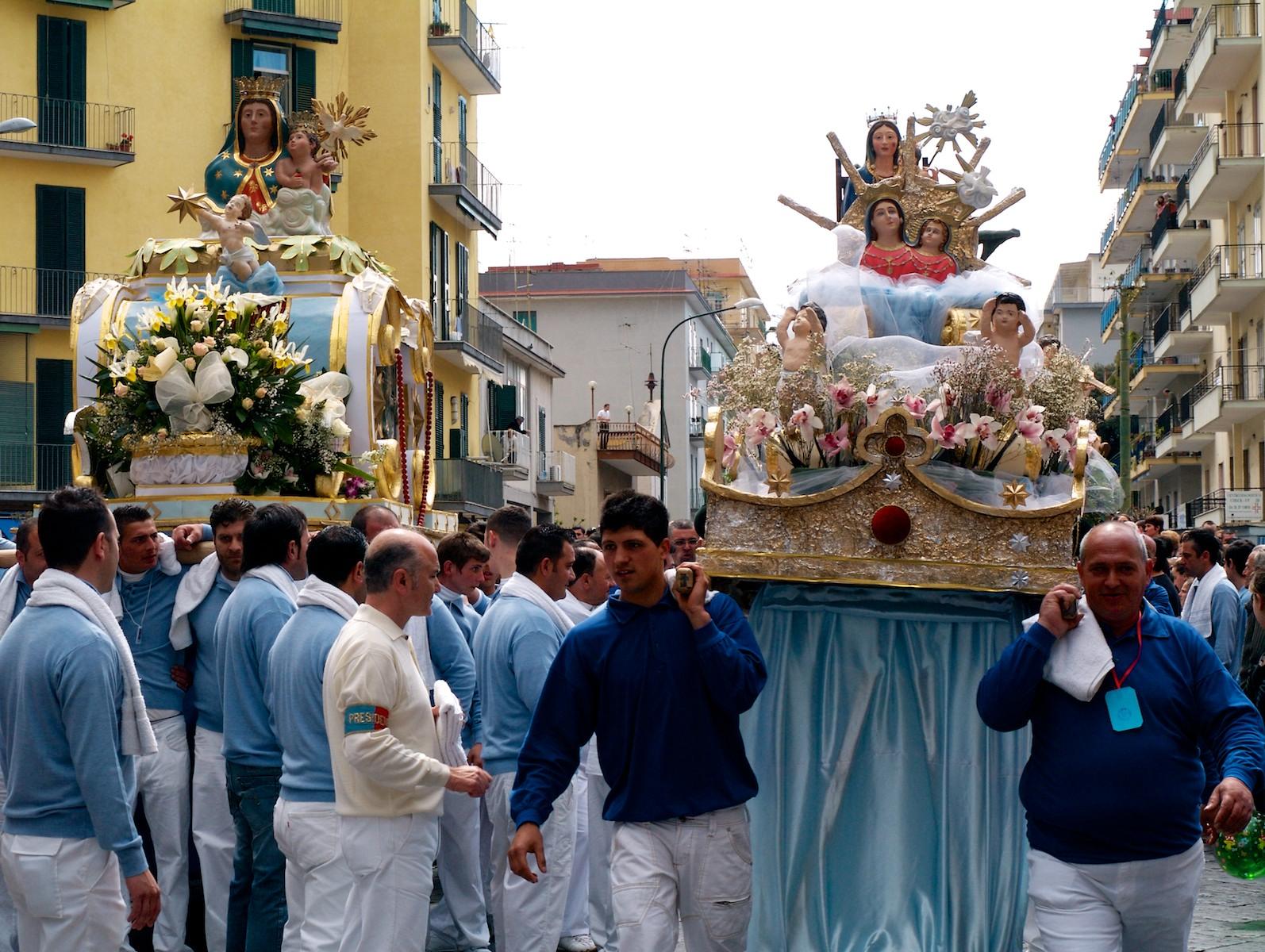 Feste religiose popolari: ecco le norme dei vescovi campani!