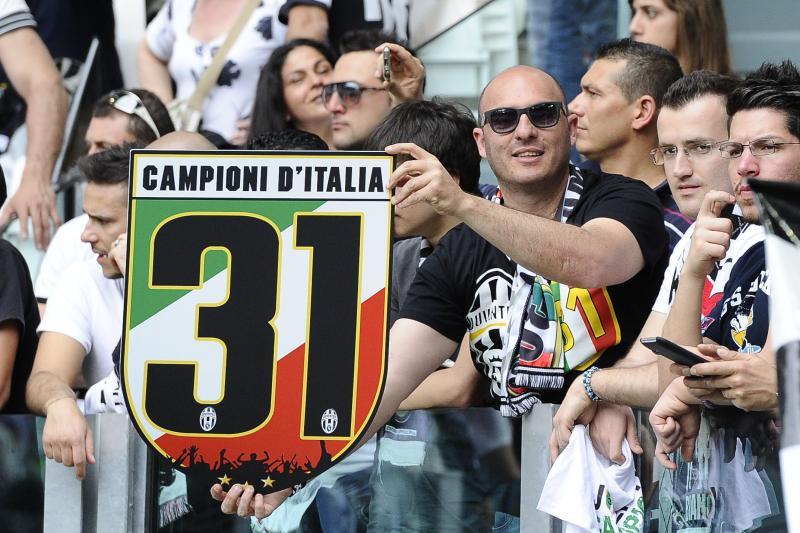 Juventus, è scudetto! Palermo sconfitto 1-0