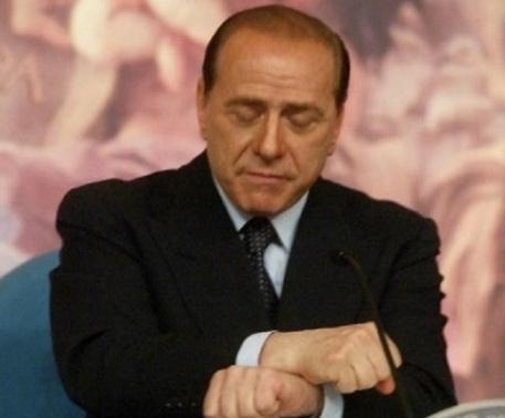 Berlusconi condannato a 4 anni di carcere