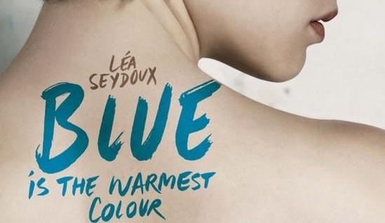 """A Cannes il colore più caldo è """"Le bleu"""""""