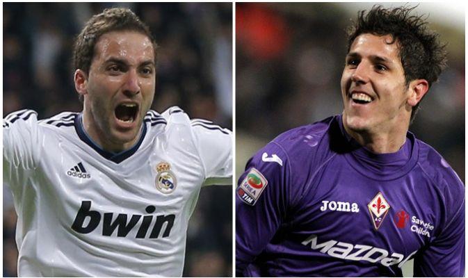 Mercato Juventus, Jovetic si avvicina, Higuain un pò meno