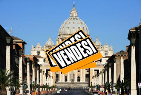 Chiese in vendita: la proposta di Papa Francesco