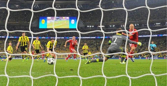 Champions, il Bayern Monaco sul tetto d'Europa. Borussia Dortmund Ko 2-1
