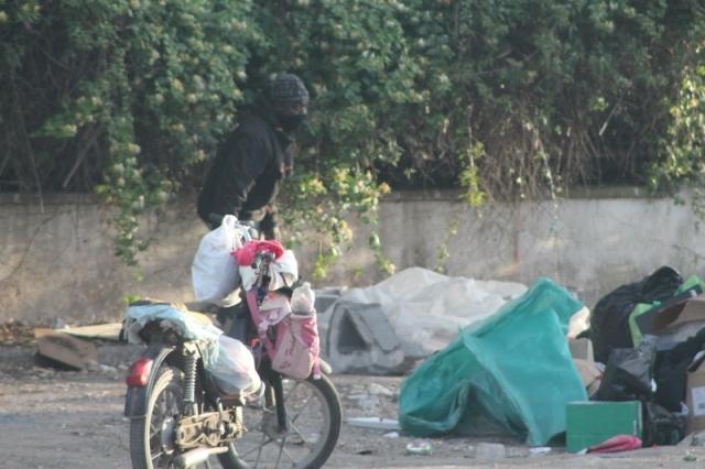 Discarica d'amianto a Giugliano (Photo gallery)