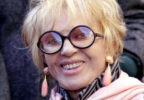 L'Italia piange Franca Rame: una grande artista, una grande Donna.