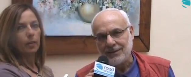 Fiera del baratto e dell'usato 2013: lo scrittore Luciano Galassi si racconta (VIDEO)