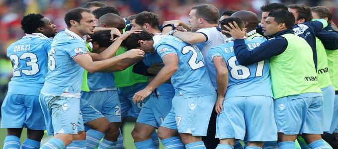 La Lazio vince 1-0 e conquista la sua sesta Coppa Italia.