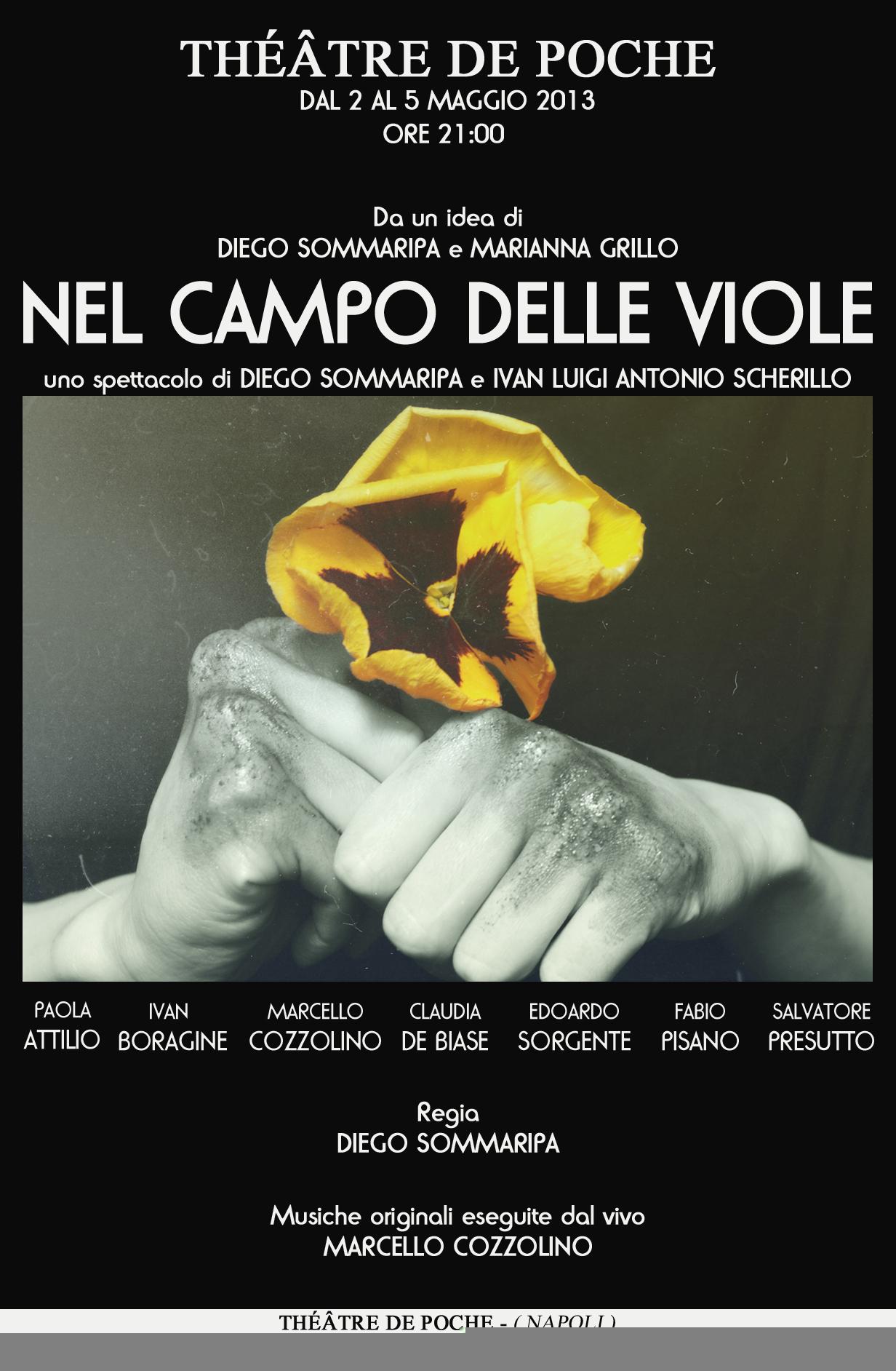 """""""Nel Campo Delle Viole"""" - Theatre de poche di Napoli"""