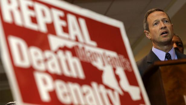 Abolita la pena di morte in Maryland: è il 18esimo stato americano.