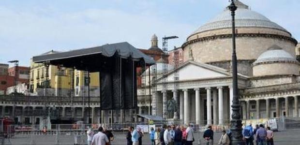 """""""Mai più concerti e grandi eventi a Piazza Plebiscito"""". Ecco la """"rivoluzione Cozzolino"""""""