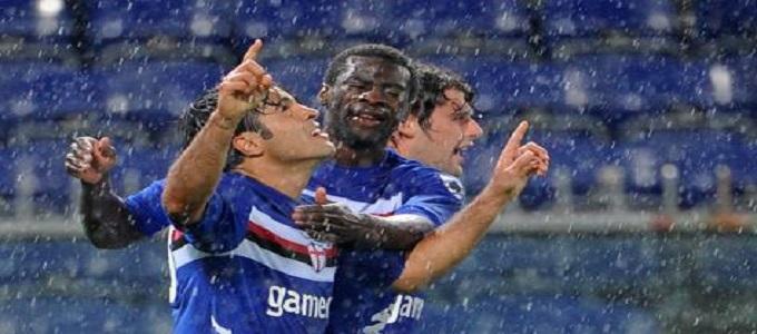 Sampdoria-Juventus 3-2: sconfitta indolore per la Juventus.