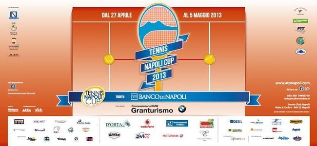 Tennis Napoli Cup: Giannessi batte Volandri e vola in finale