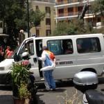 Tragedia al Vomero (VIDEO - FOTO)