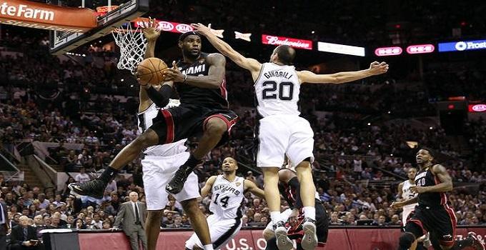 Nba Finals, gara 6: si va a gara 7, Ray Allen salva gli Heat