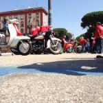 Raduno del Moto club d'epoca Flegreo (VIDEO - FOTO)