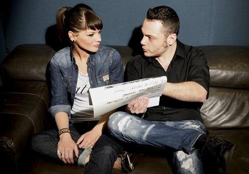 Alessandra Amoroso e Tiziano Ferro volano insieme a Los Angeles per lavorare al nuovo disco