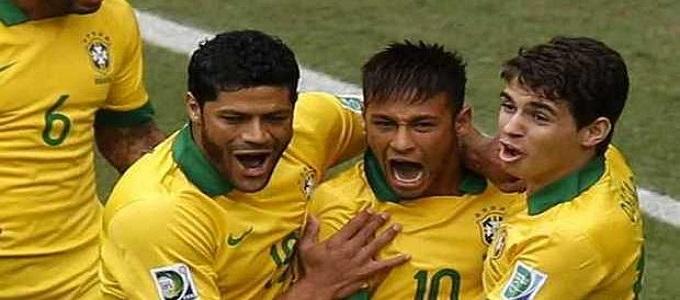 Brasile-Giappone 3-0: inizio col botto per i verdeoro