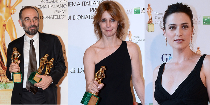 """David di Donatello 2013: Morricone e Benigni il """"vero spettacolo"""""""