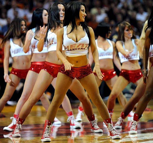 Sotto il segno degli Heat!