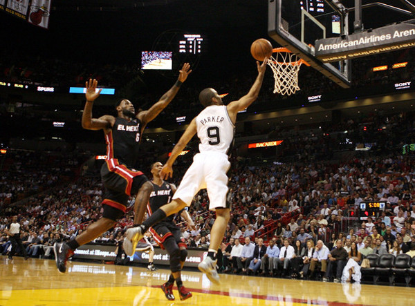 Nba Finals. Let's fight for first place