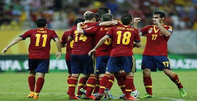 "Calcio, Confederations Cup: Nigeria-Spagna 0-3. Le ""furie rosse"" piombano sull'Italia"