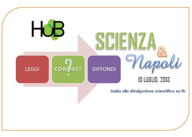 Diretta Live - Scienza & Napoli: Corretta Informazione Scientifica