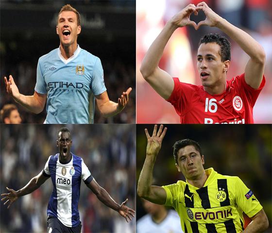 Dzeko, Damiao, Martìnez o Lewandowski: chi vorreste a Napoli?