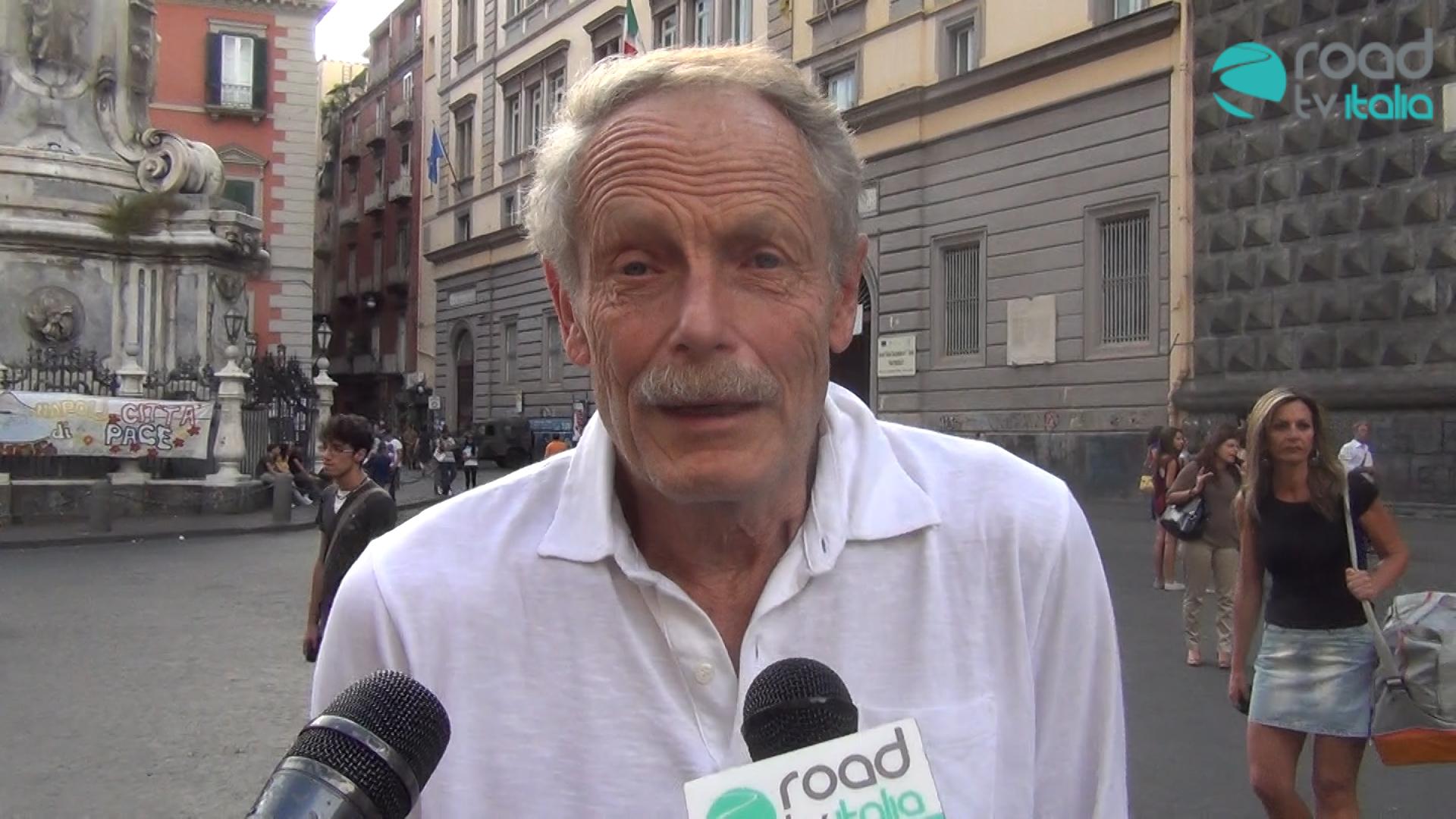 Erri De Luca - Essere italiano vuol dire...? (VIDEO)