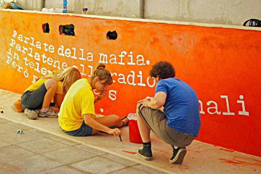 Libera, Associazioni, nomi e numeri Contro le Mafie a Senigallia 2013 (VIDEO)