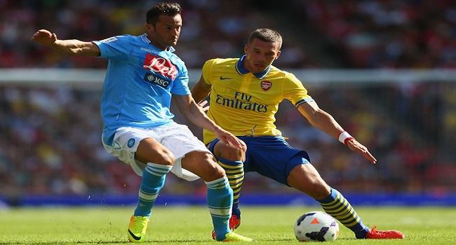 Champions, Arsenal-Napoli: i convocati di Benitez